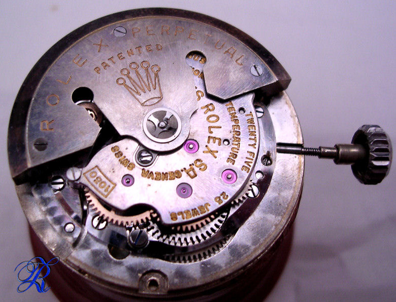 movimento Rolex Explorer I cal. 1030