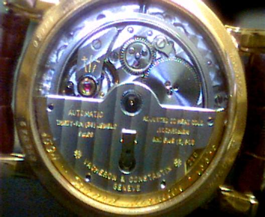 Frederic Piguet movement